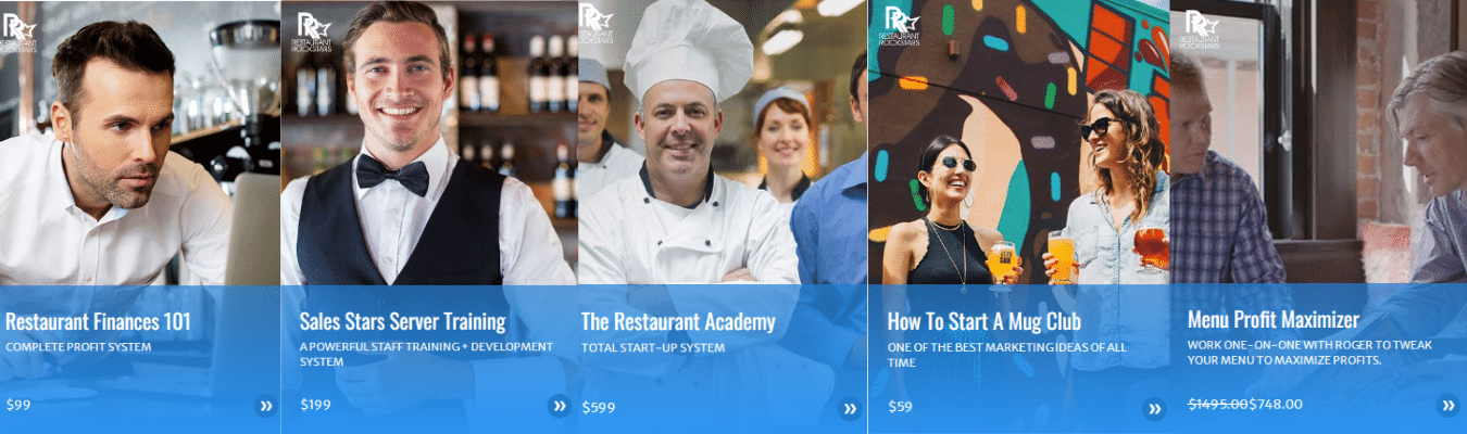 Restaurant Rockstars Resources