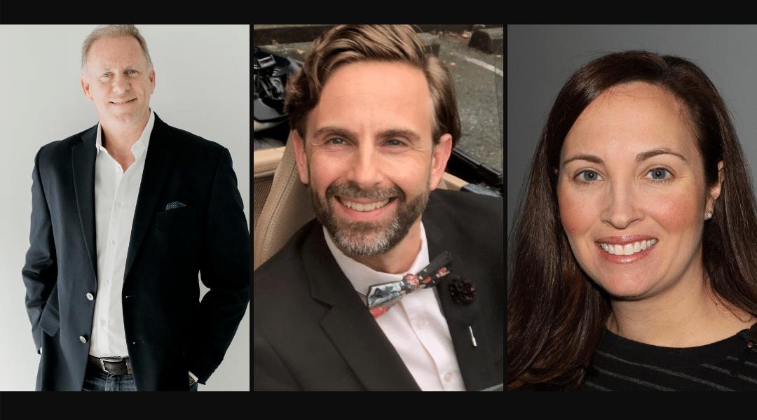 Calvin Gray, Jeret Unger, Tracy Christmann