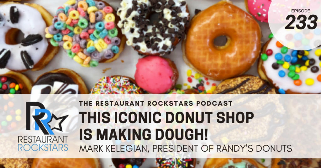 This Iconic Donut Shop is Making Dough