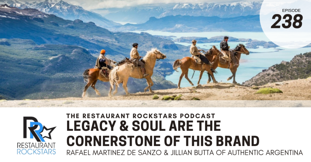 Episode #238 Legacy and Soul are the Cornerstone of this Brand